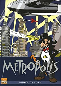 Metropolis Edition simple One-shot