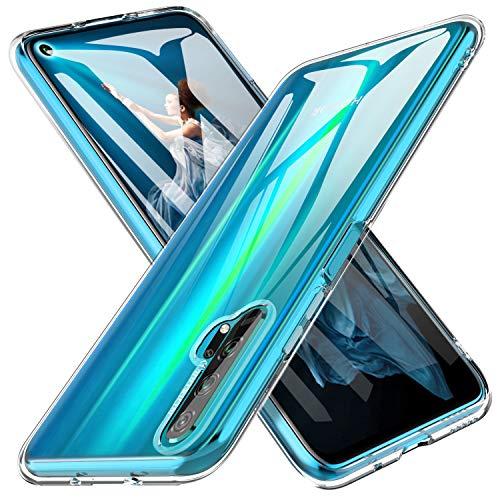 ibetter slim thin protettiva per honor 20 pro cover,morbido tpu,antiurto morbida silicone trasparente custodia, per honor 20 pro smartphone.trasparente
