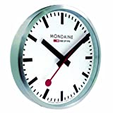 Mondaine Wanduhr Official Railways Clock - 2