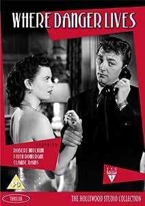 Where Danger Lives [DVD] [1950]
