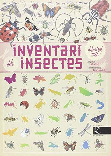 Inventari il-lustrat dels insectes (Ciencia)