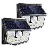 Best MPOW lampes solaires de jardin - 【2 Pack 30 LED】 Mpow Lampes Solaires Extérieur Review