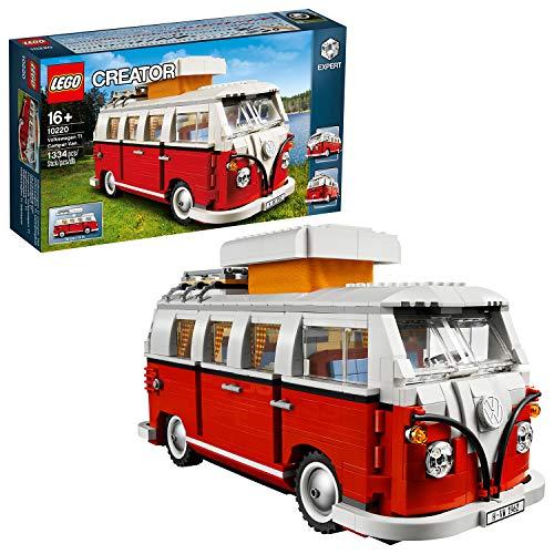 Lego Creator Expert - 10220-Le Camping Car Volkswagen T1