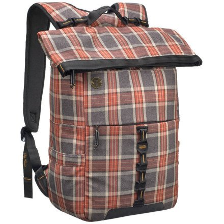 fokussierte-platz-der-angebot-laptop-rucksack-plaid