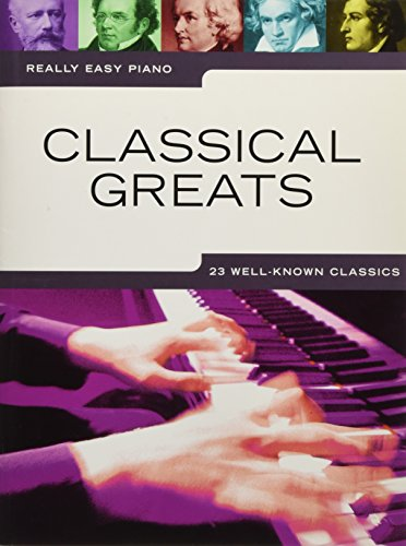 Really Easy Piano: Classical Greats
