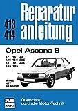 Best 12s B - Opel Ascona B: 12/12S/13/13S/16/16S/19/19S/20/20S/20E ab Dez.1977 - Juli Review