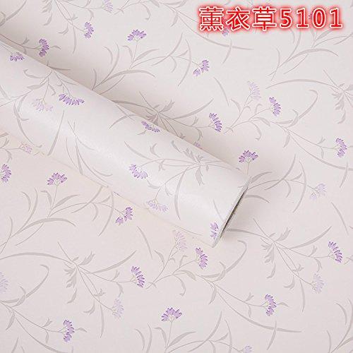 REAGONE 5 M eine wasserfeste Selbstklebende Wallpaper Wallpaper ist nicht mit der Selbstklebende Etiketten Selbstklebende Tapeten und Kleber, ist Hellgrün 5M Lavendel, Extra Große 820318 im Lieferumfang enthalten