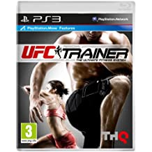 UFC Personal Trainer - Move Compatible (PS3) [Importación inglesa]