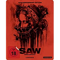 SAW - 10th Anniversary - Steelbook