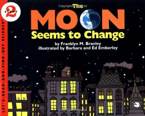 The Moon Seems to Change  | TheBookSeekers