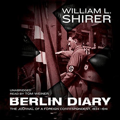 Berlin Diary  Audiolibri