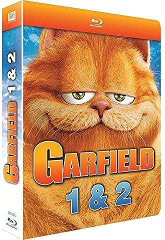 Garfield - Le film + Garfield 2 [Blu-ray]