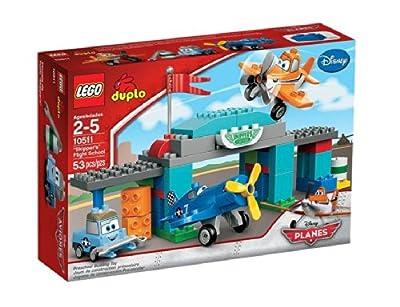 LEGO Duplo - Planes: Skipper's Flight School (10511) de LEGO