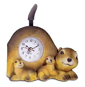 Katerina Prestige-Reloj Marmota Cola Balancier con 2Bebes, mo0467
