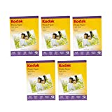 #8: Kodak Photo Paper High Gloss 200 GSM A4 Size 100 sheets