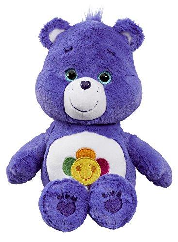 Care Bear Harmony Bär Medium Plüsch Spielzeug mit DVD (Care Bear Plüsch)