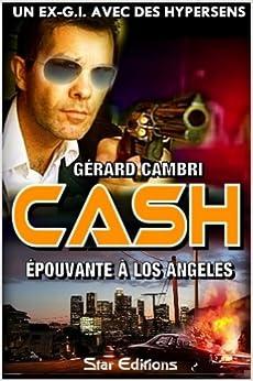 EPOUVANTE A LOS ANGELES (CASH t. 4) par [CAMBRI, Gérard]