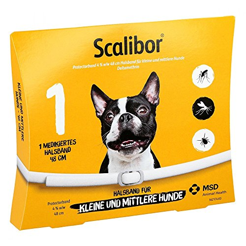 Scalibor Protectorband S/M 1St. 48cm (Aktion)