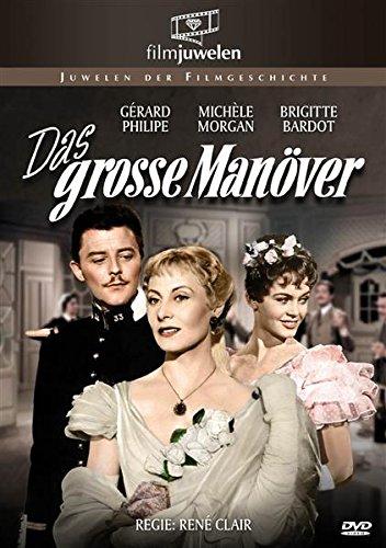 Bild von Das große Manöver - mit Gérard Philipe & Brigtte Bardot (Filmjuwelen)