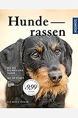 Hunderassen: Die 200 beliebtesten Hunde. Mit 60 Filmen. Taschenbuch