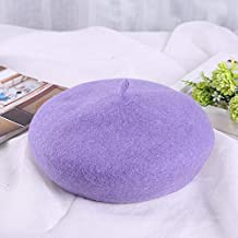 Gorra de esquí Beanie Cap Lindo sombrero de pintor salvaje sombrero de  invierno modelos femeninos otoño ec5051e100e