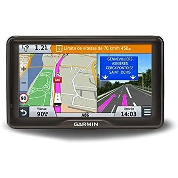 Garmin Camper 760 LMT-D - GPS pour Camping Car - 7 pouces - Cartes Europe 46 pays - Cartes, Trafic, Zones de Danger gratuits à vie - Repertoire de campings ACSI - Itinéraires personnalisés