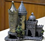 Resin Aquarium Toy FB-052 | Old Castle for decoration | with Great Finishing