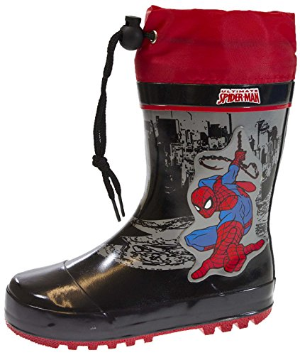 Spiderman Childrens Wellington Boots