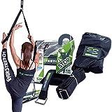 L'assouplisseur de jambe EverStretch : obtenez plus de flexibilité avec la porte souplesse. Appareil d'entraînement d'étirement de qualité première pour le ballet, la danse, le MMA