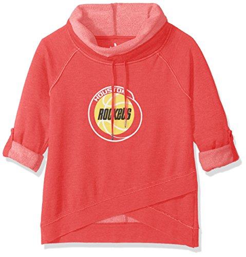 Touch by Alyssa Milano NBA Wildcard-Top, Damen, Hardwood Classic Wildcard Top, rot, Small Nba-damen Sweatshirts