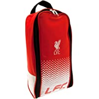 Liverpool FC Liverpool F.C. Boot Bag Official Merchandise, One Size, Red / White