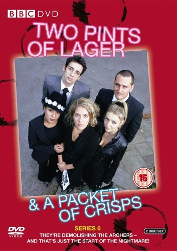 Two Pints of Lager and A Packet of Crisps - Series 6 [2 DVDs] [UK Import] (Hayley Red Williams)