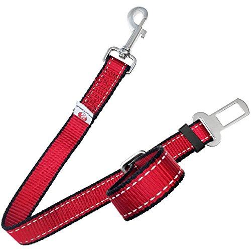 PetsLovers-Cane-Guinzaglio-Cintura-Nylon-Di-Sicurezza-Auto-35-63cm-o-55-94cm