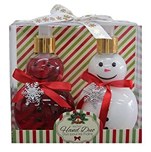 Technic Snowman Hand Duo Gift Set