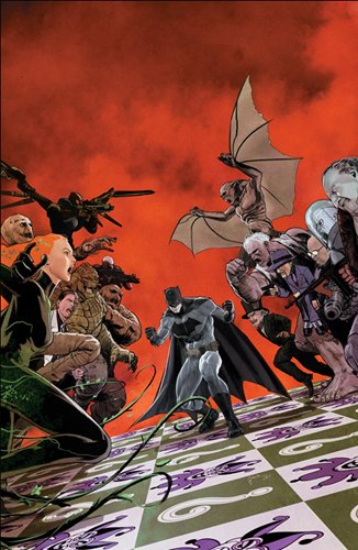 Batman Rebirth 15 Tim Drake n'est pas mort ! par Tom King
