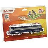 Locomotora eléctrica E.444, FS [Lima HL2303], Lima Blister Line, 1:87 H0, DC