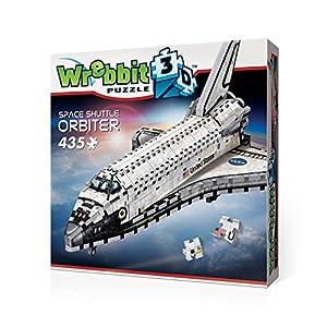 Puzle 3D Wrebbit Spash de Transbordador Espacial de la NASA (435 Piezas)