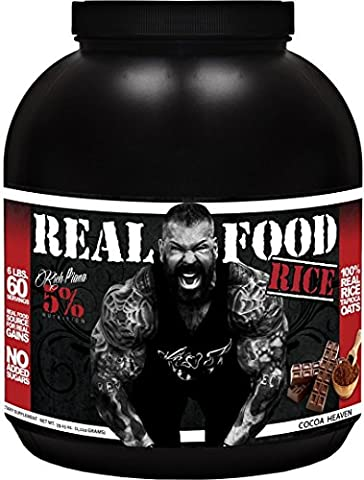 5% Nutrition 1.8 kg Cocoa Heaven Real Food Rice