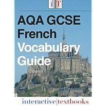 AQA GCSE French Vocabulary Guide (English Edition)
