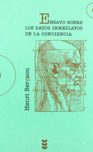 Ensayo sobre los datos inmediatos de la conciencia (Hermeneia)