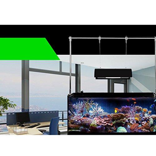 FLAMEER Aquarium LED Beleuchtung Licht mit Halterung Aquariumbeleuchtung Set - Stil #3 -