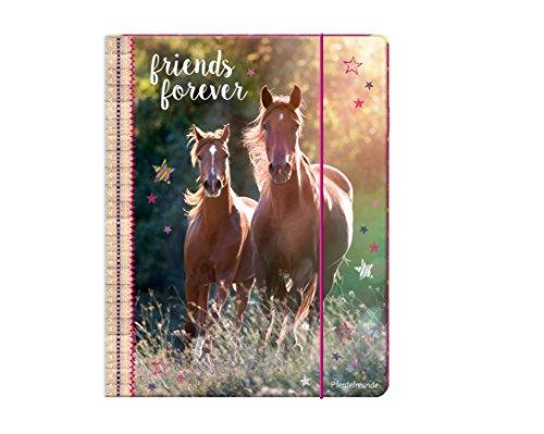 Pferde Schulranzen Sweet Horses blau 9tlg. Set mit Federmappe ...