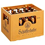 Schöfferhofer Hefeweizen hell Weizenbier MEHRWEG (20 x 0.5 l)