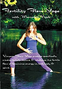 Fertility Flow Yoga with Mercedes Ngoh