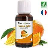 Aceite Esencial De Naranja Dulce Bio 30ml Aceite Perfumado Quimitipado Certificado HEBBD Terapéutico 100% Puro Ideal Humidificador Ultrasónico Aromaterapia Cosmetica Spa Medicinal