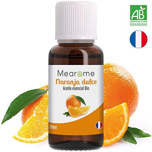 Aceite Esencial De Naranja Dulce Bio 30ml Aceite Perfumado Quimitipado Certificado HEBBD...