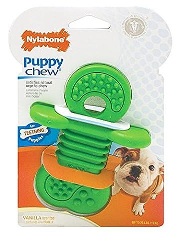 Nylabone Puppy Rhino Teether, Medium