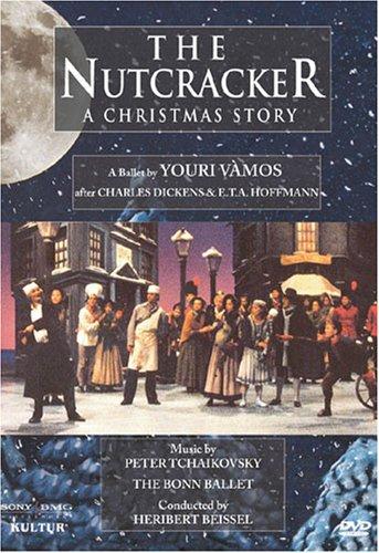 Story Film-dvd A Christmas (The Nutcracker: A Christmas Story [DVD] (2007) P.I. Tchaikovsky; Youri Vamos (japan import))