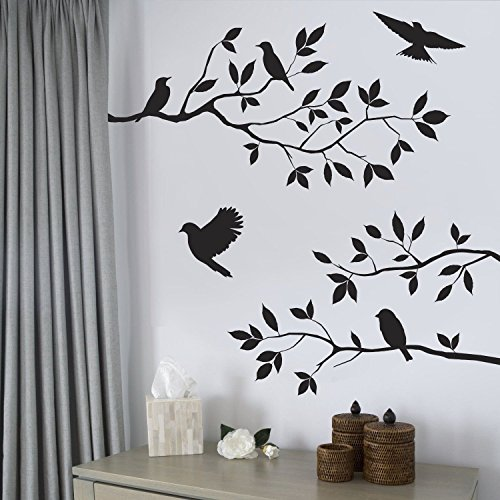 Indiashopers Creative Diy Home Decor Art Wall Sticker Removable Mural Decal Vinyl...