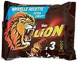Nestlè - Lion Trio - pacco da 3 x 42 gr - [2 confezioni]